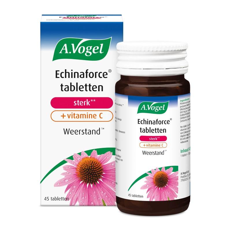 Echinaforce Sterk + Vitamine C