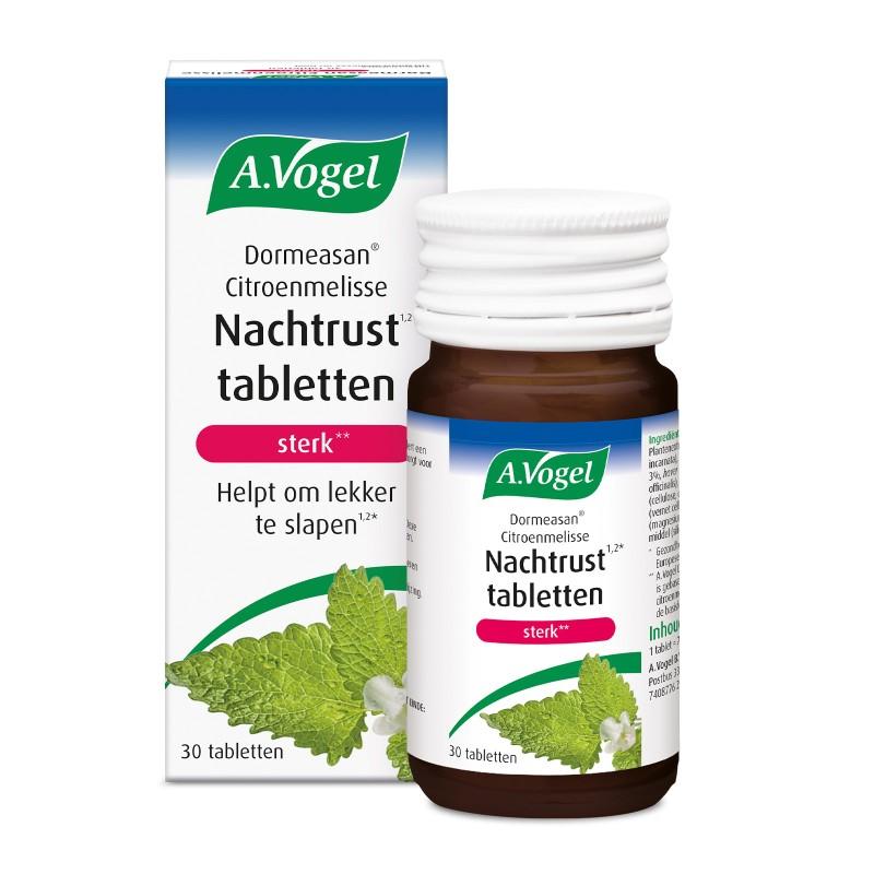 Dormeasan Sterk - Nachtrust Tabletten Ci...