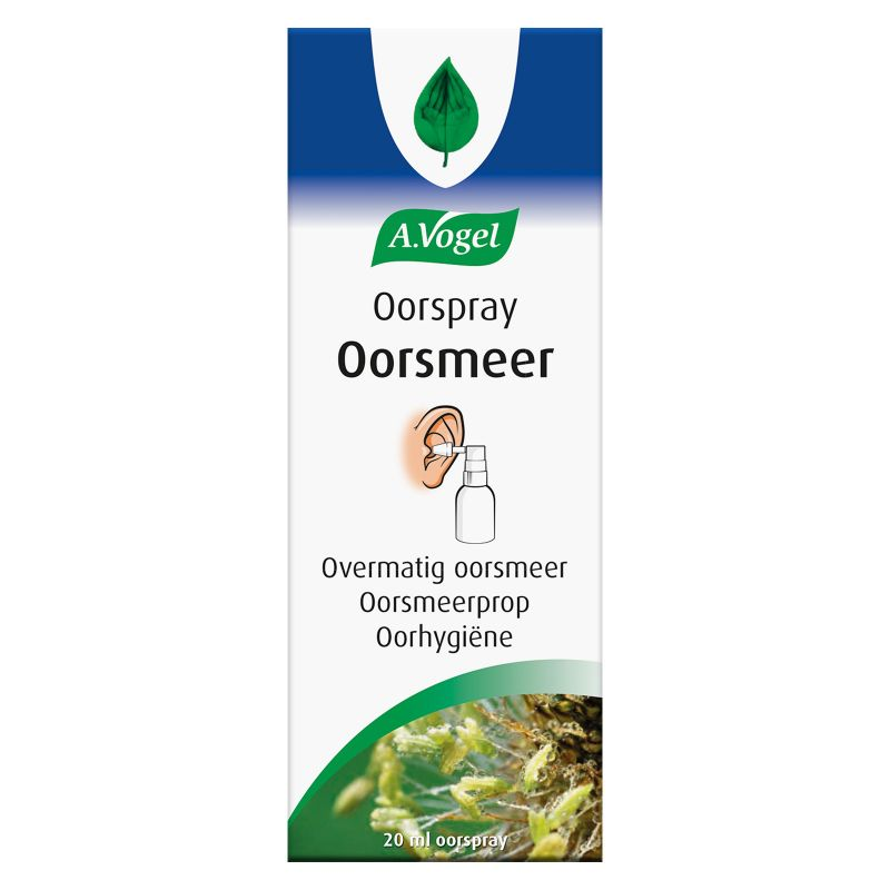 Oorspray Oorsmeer