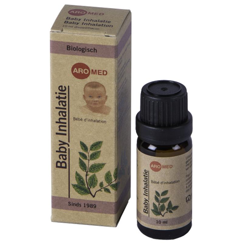 Baby Inhalatie olie BIO