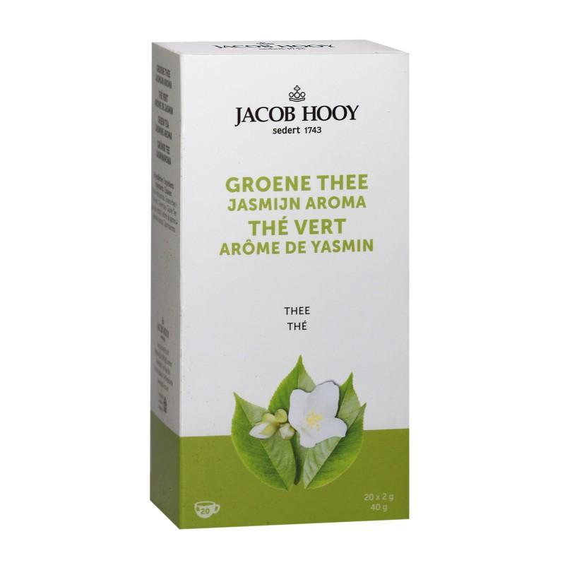 Groene Thee Jasmijn - Theezakjes