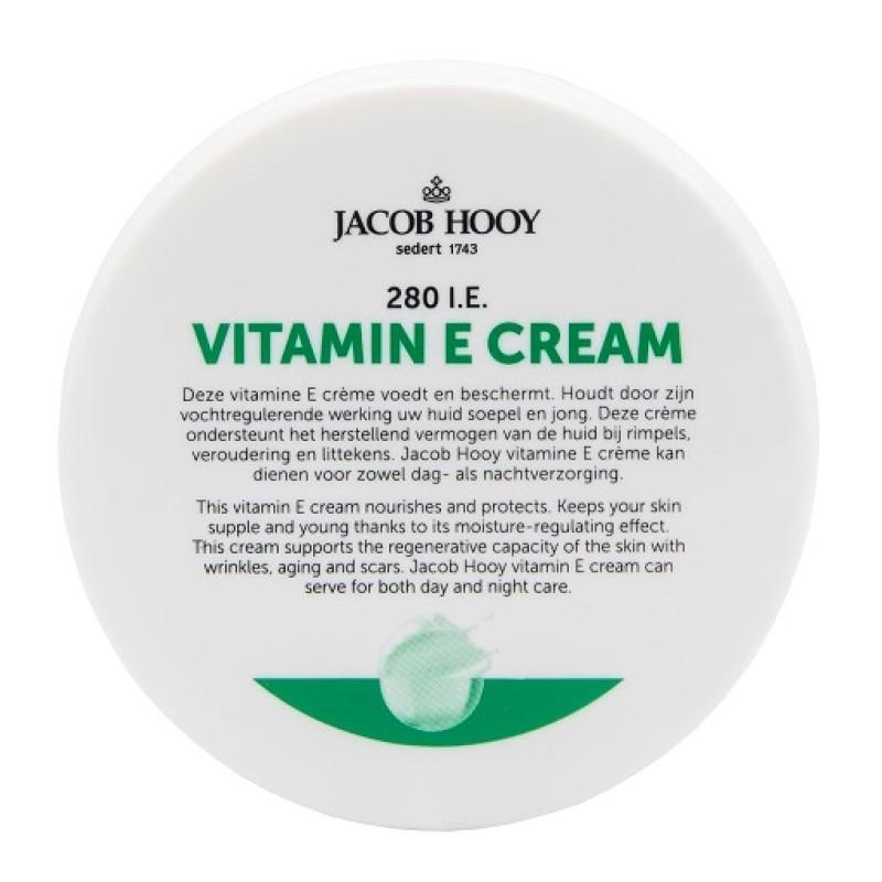 Vitamine E Crème - Jacob Hooy