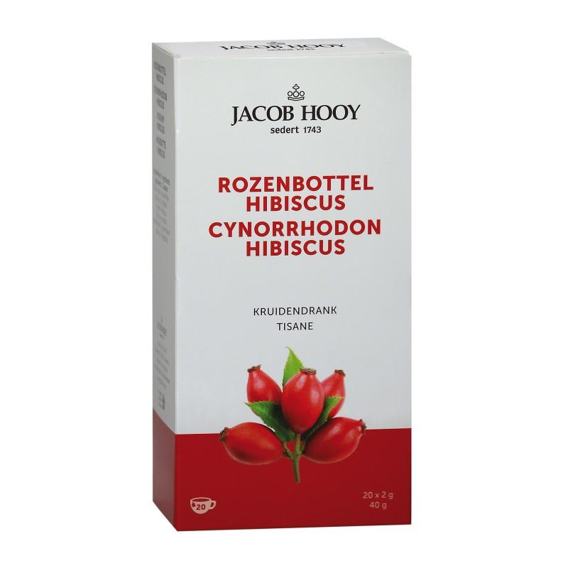 Rozenbottel / Hibiscus Theezakjes
