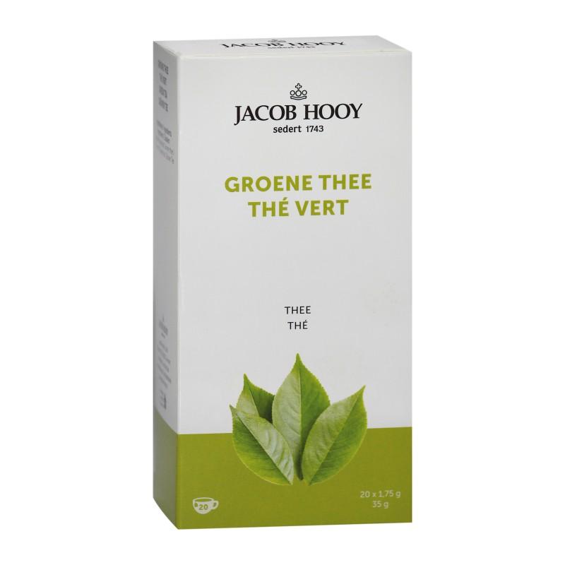 Groene Thee - Theezakjes