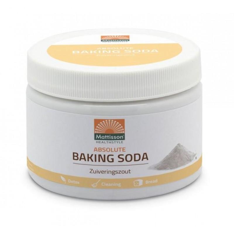 Baking Soda - Zuiveringszout (Natriumbicarbonaat)
