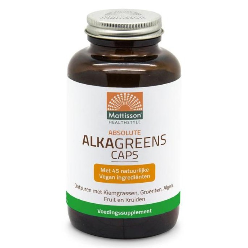 AlkaGreens Caps
