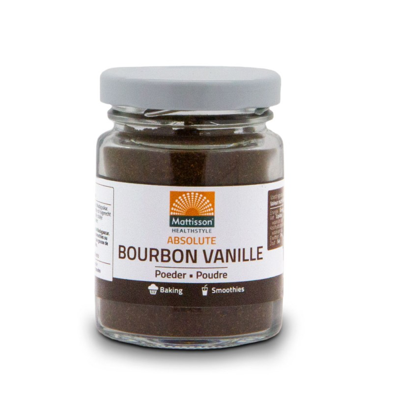 Bourbon Vanillepoeder