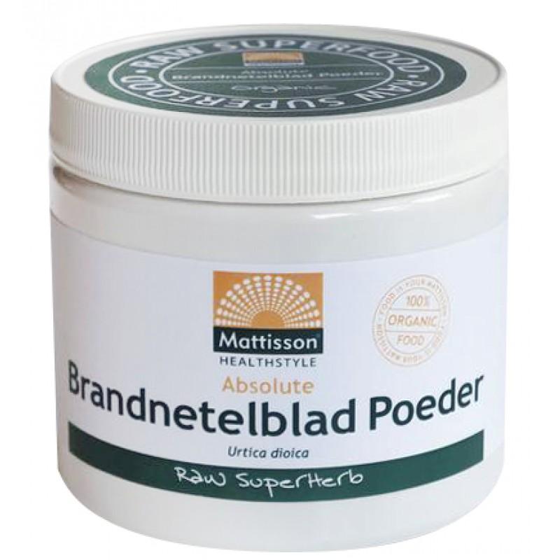 Brandnetelblad Poeder - BIO