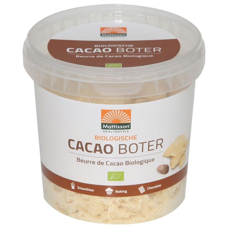 Cacao Boter-BIO