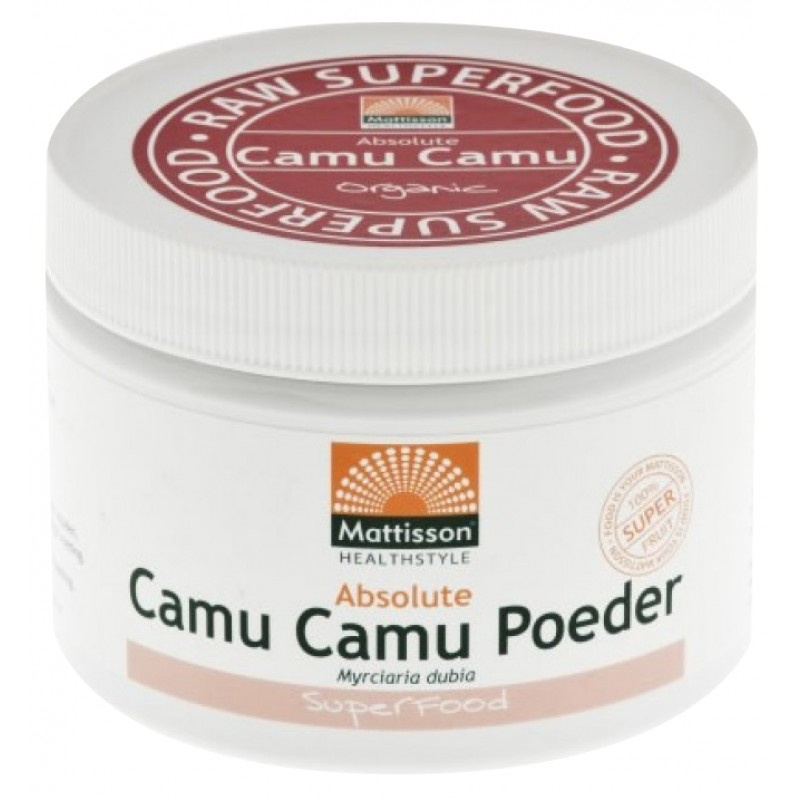 Camu Camu Poeder - BIO