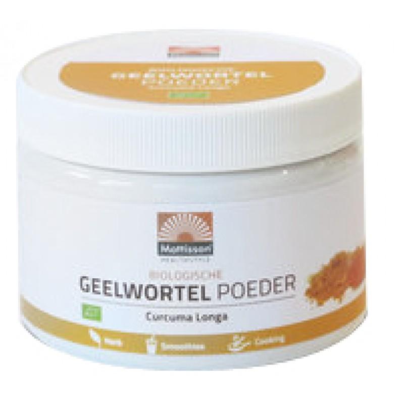 Curcuma Longa - Geelwortel Poeder - BIO