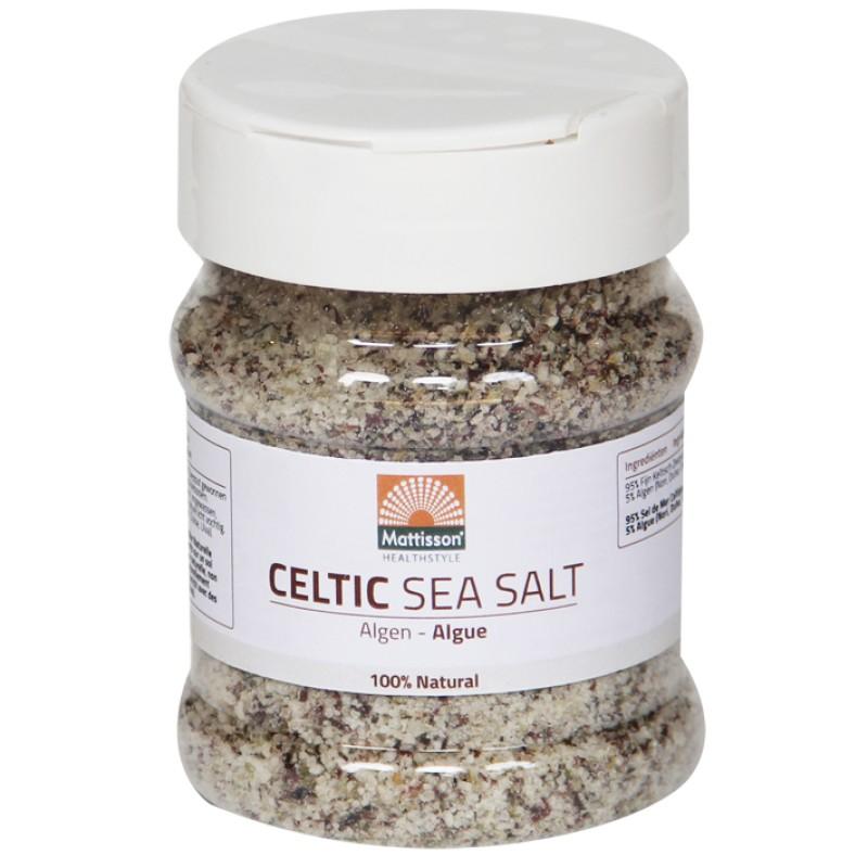 Keltisch Zeezout Algen - Celtic Sea Salt