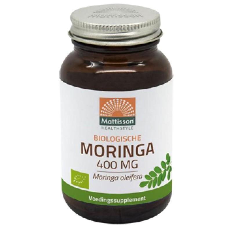 Moringa 400 mg. - BIO