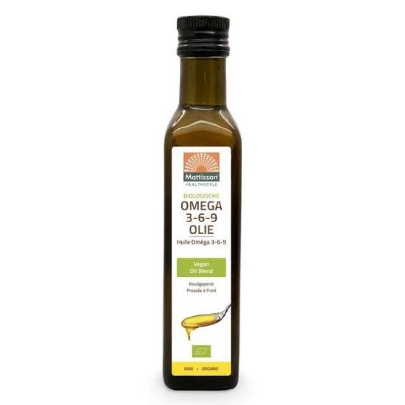 Omega 3-6-9 olie  - BIO
