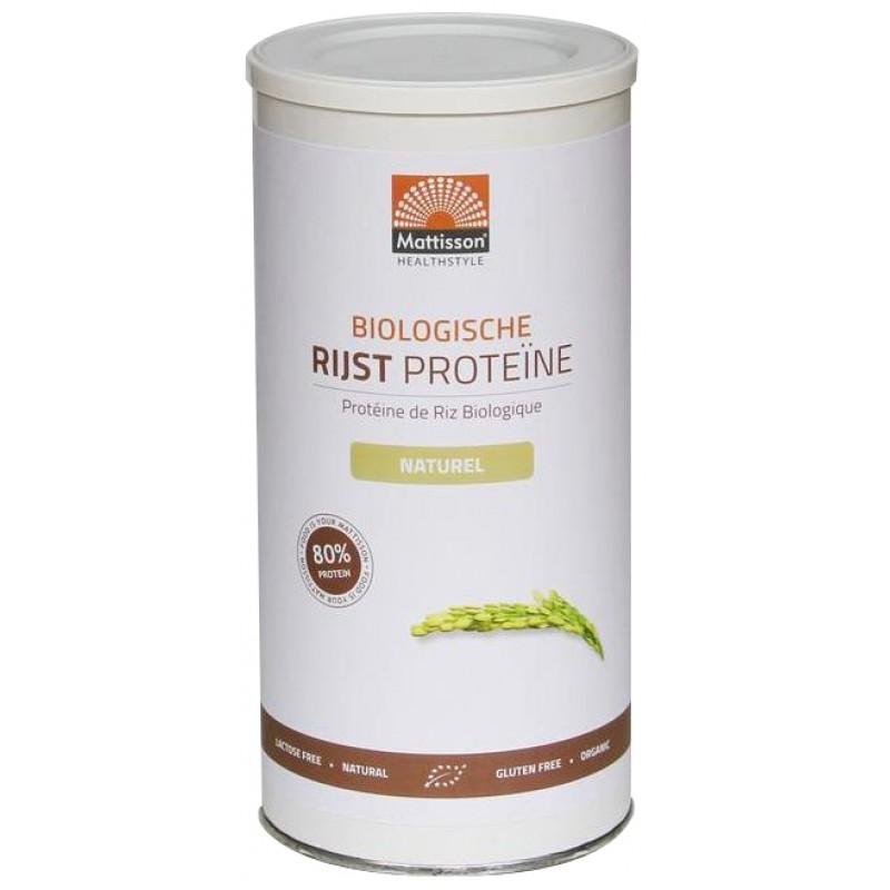 Rijst Proteïne BIO - Vegan