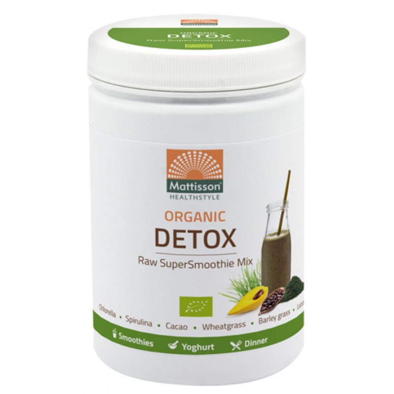 Supersmoothie Detox Mix - BIO