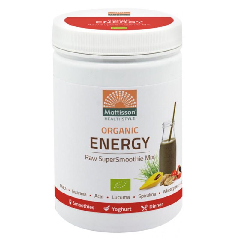 Supersmoothie Energy Mix - BIO