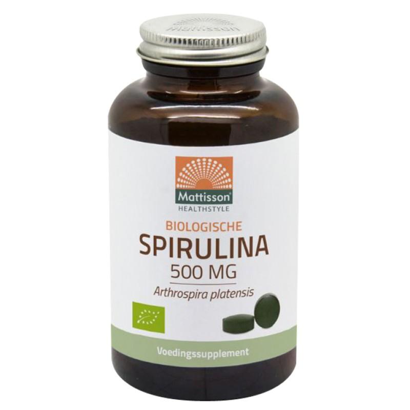 Spirulina Tabletten - BIO