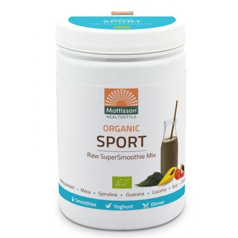 Supersmoothie Sport Mix - BIO