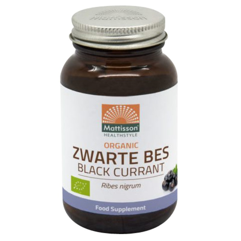 Zwarte Bes - Black Currant