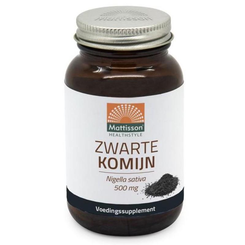 Zwarte Komijn - Nigella sativa