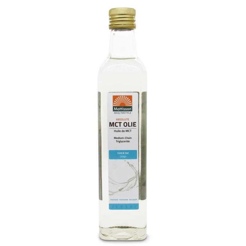 MCT Olie - Medium-Chain-Triglyceride