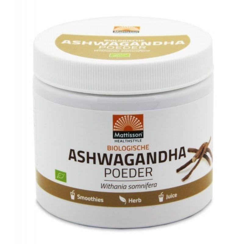 Ashwagandha Poeder - BIO