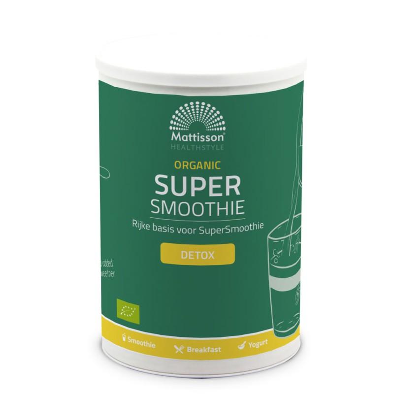 Supersmoothie Detox - BIO