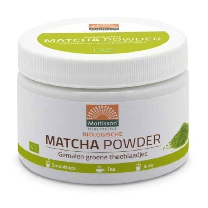 Matcha Poeder - BIO