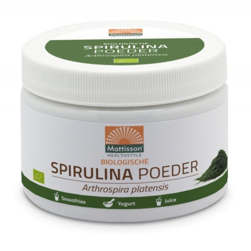 Spirulina Poeder - BIO