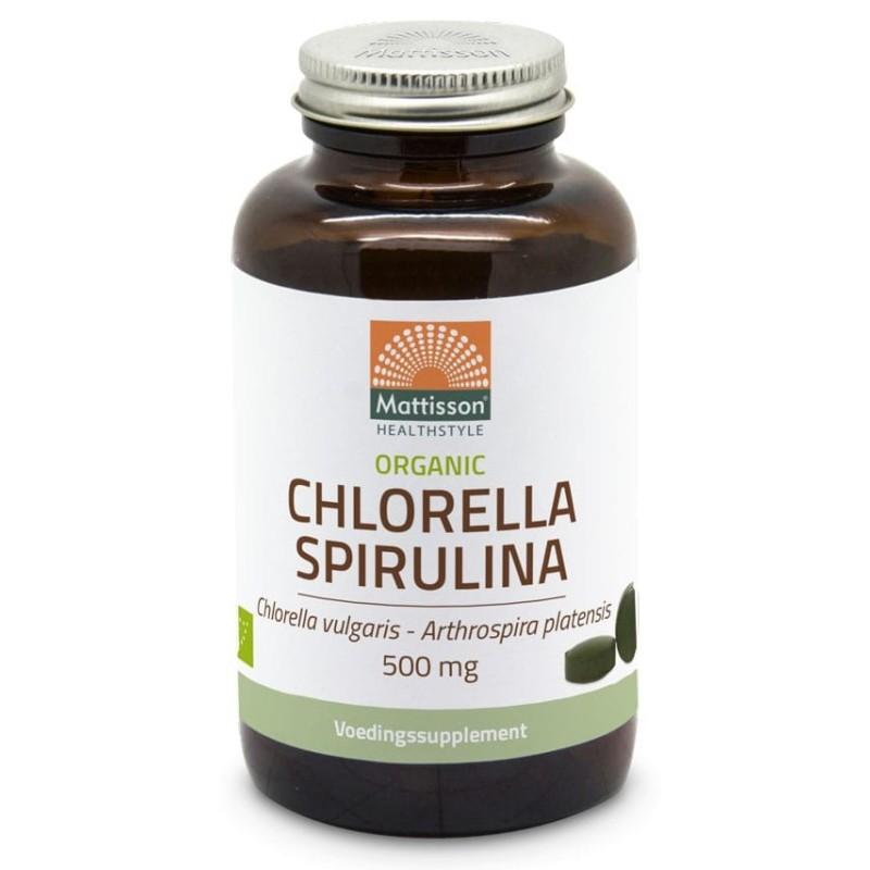 Chlorella Spirulina - BIO