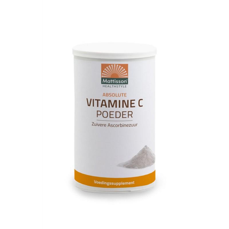 Vitamine C poeder - ascorbinezuur