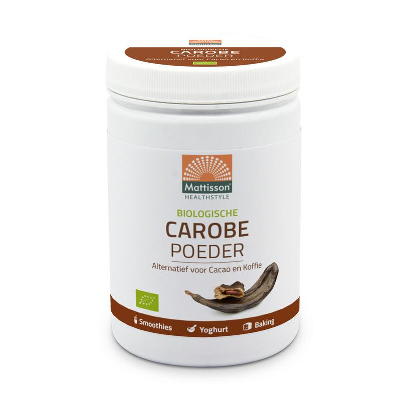 Carobe Poeder- BIO