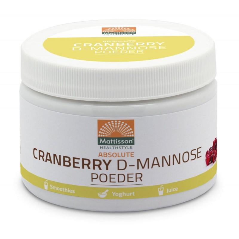 Cranberry D-Mannose Poeder