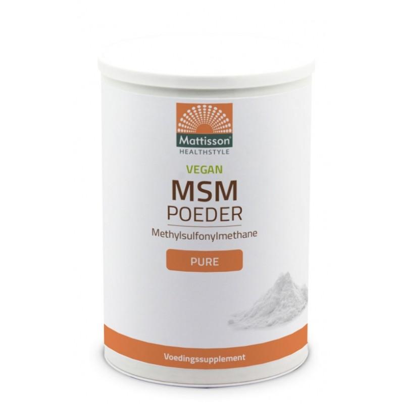 MSM Poeder Pure