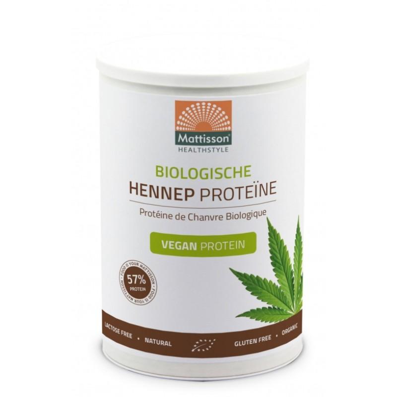 Hennep Proteïne Poeder - BIO