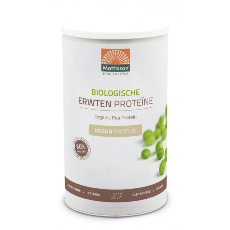 Erwten Proteïne BIO - Vegan