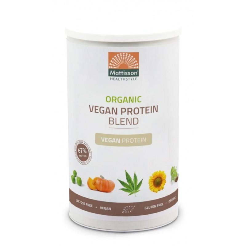 Vegan Protein Blend - BIO