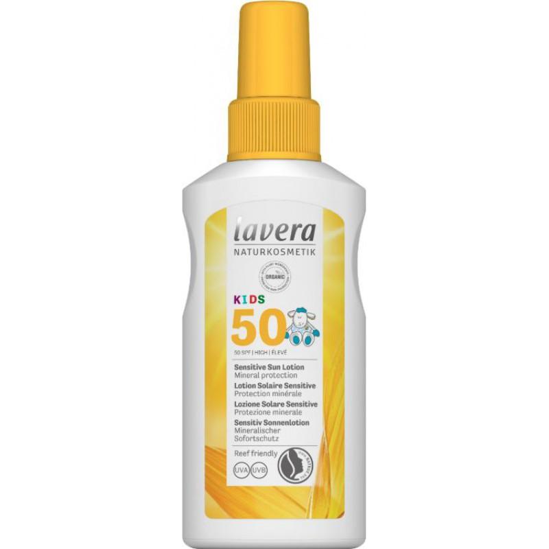 Sun Lotion Sensitive Kids SPF 50 - Spray
