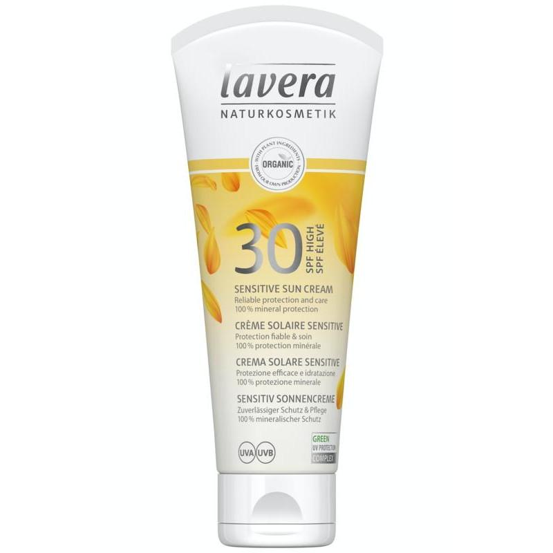 Sensitive Sun Cream  SPF 30 - Tube