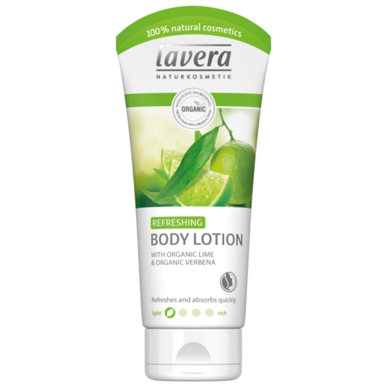 Refreshing Body Lotion - Lime & Verbena