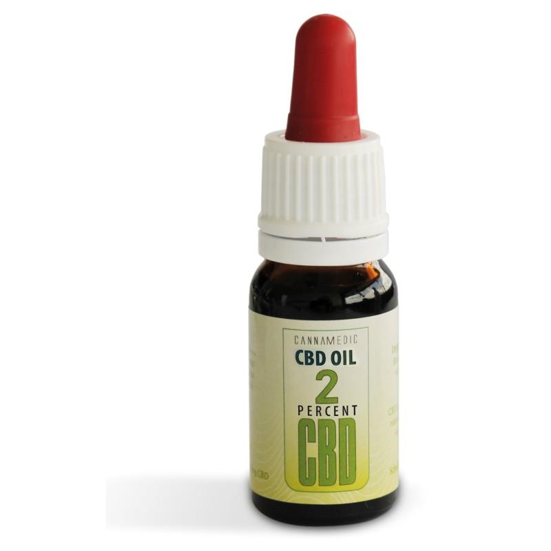 Cannamedic CBD Olie 2%