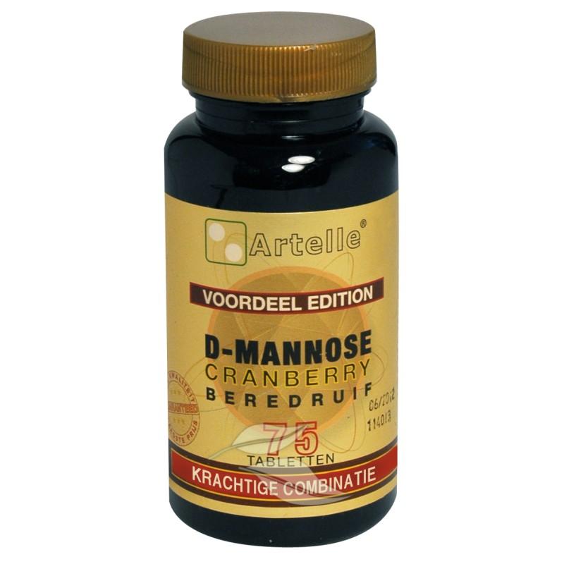 D-Mannose Cranberry & Beredruif