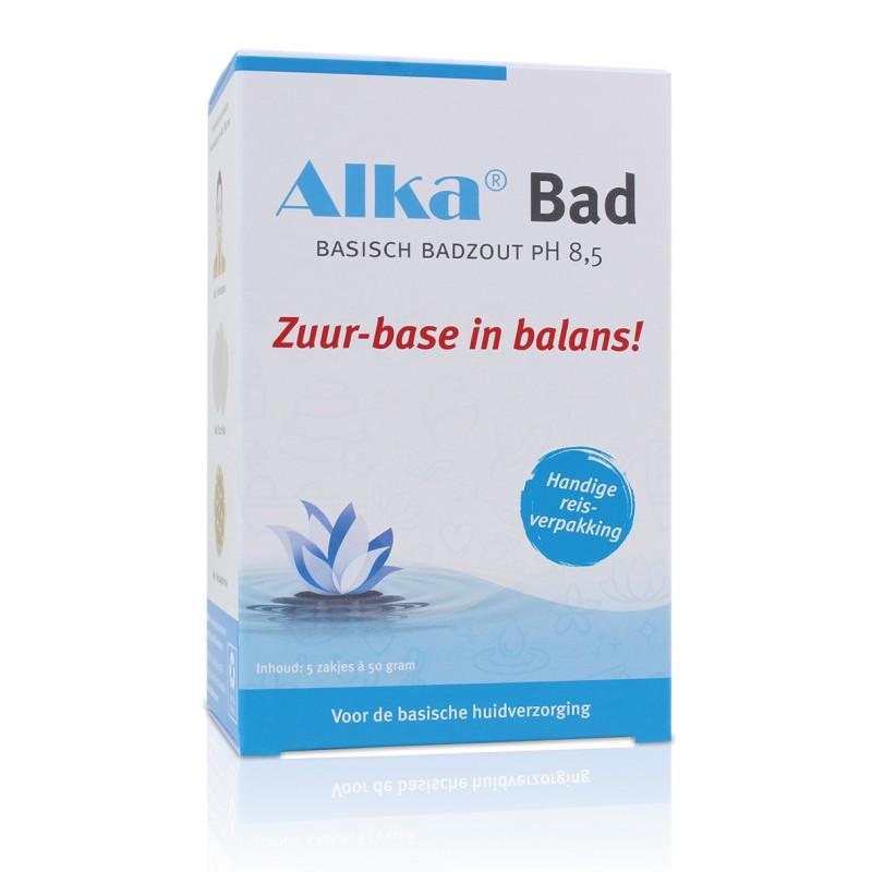 Alka® Bad - Basisch Badzout