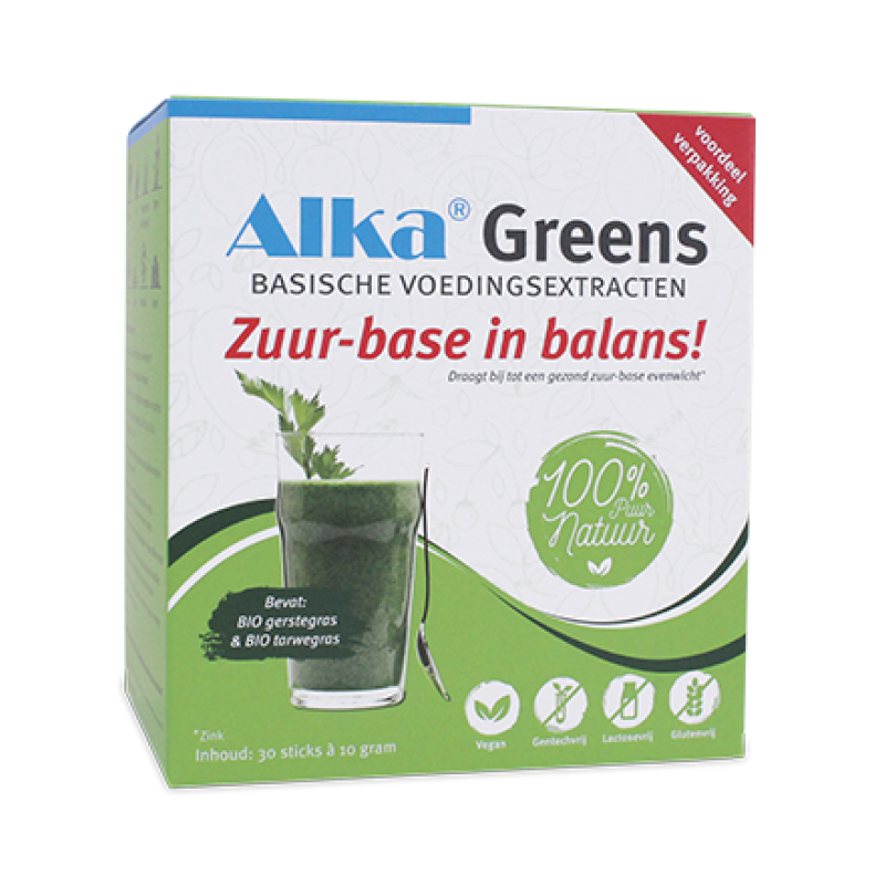 Alka® Greens Sticks
