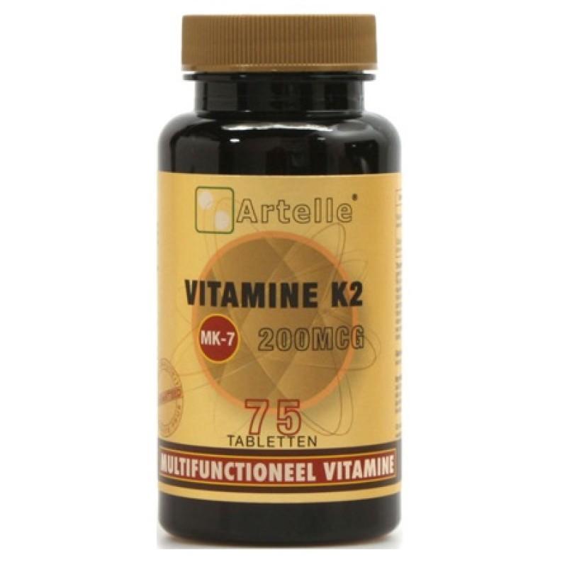 Vitamine K2 200 mcg - MK-7