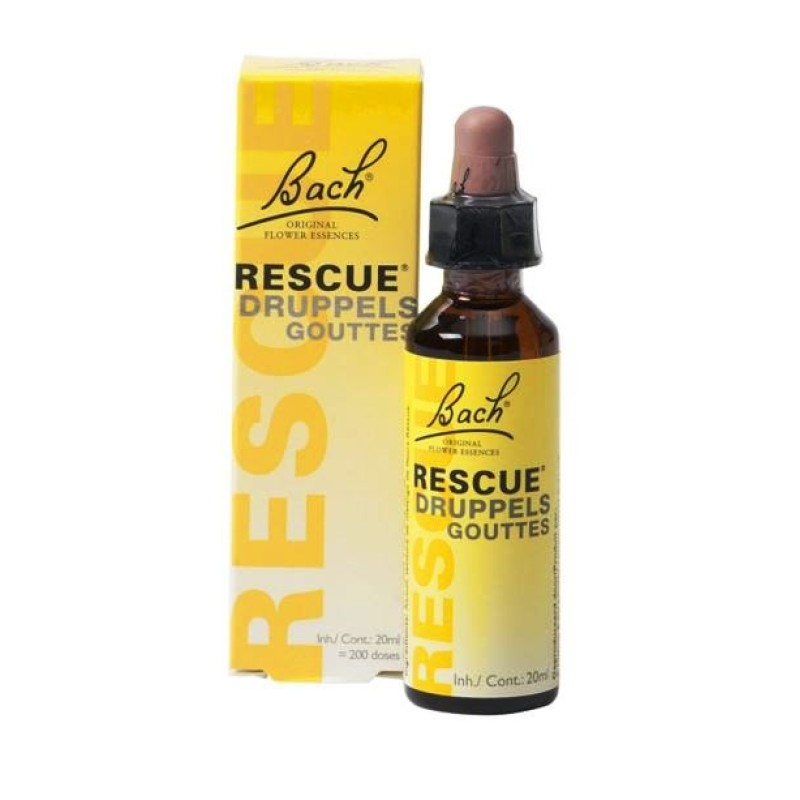 Bach Rescue Remedy - Druppels