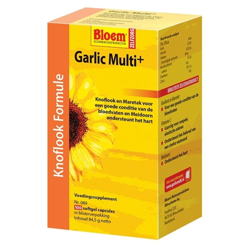 Garlic Multi +