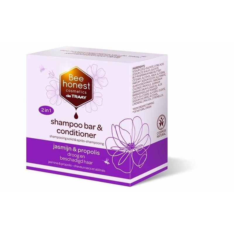 Shampoo Bar & Conditioner - Jasmijn & Propolis