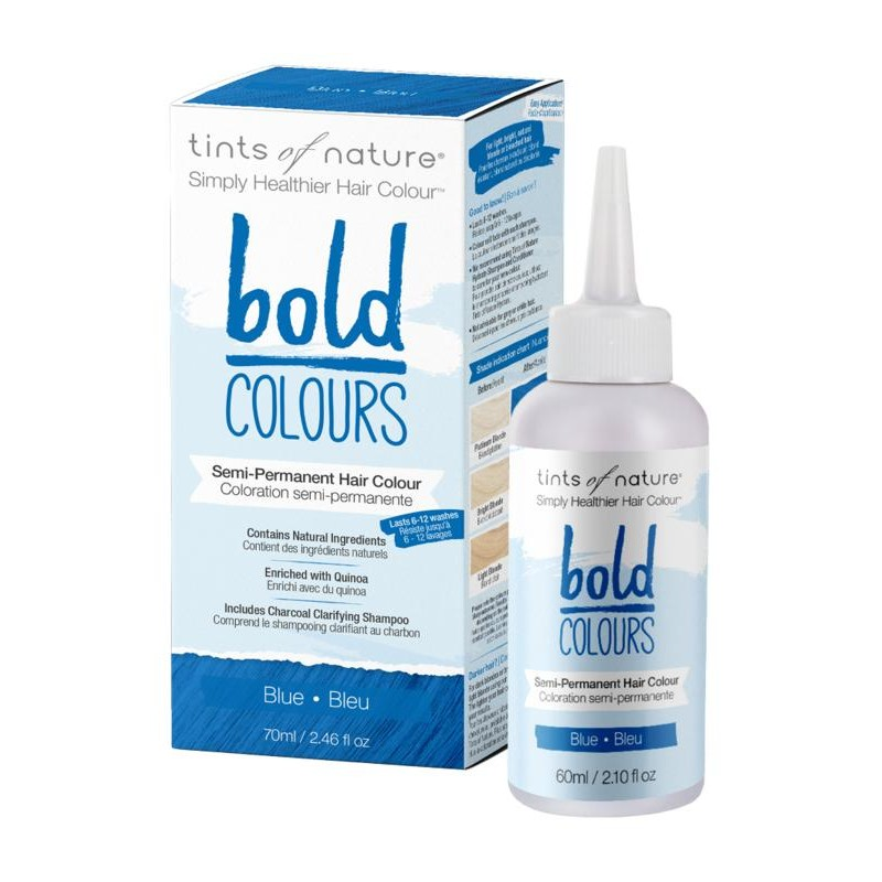 Bold Colours - Tints of Nature